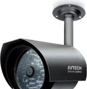 AVM265 Bullet IP AVTECH Exterior 1/3″ D1 Lente6.0mm 56Leds IR40m