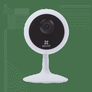 C1C-720P EZVIZ Mini Camara IP 1 MP/ Lente 2.8 mm / Uso Residenc