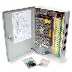 CD12V/20A18C EMPRETEL Fuente de poder 18 canales