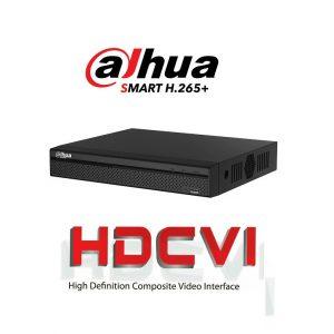 XVR4104HSX1 DAHUA DVR 4 CANALES HDCVI PENTAHIBRIDO 1080P/ H265+/