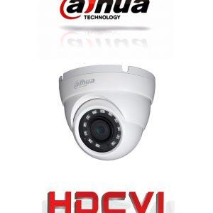 HDW1200M28 DAHUA CAMARA DOMO HDCVI 1080P/TVI/AHD/CVBS/ LENTE FIJO 2.8MM