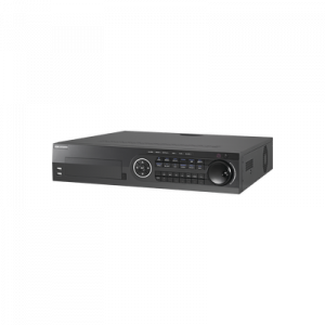 DS-8124HQHI-K8 HIKVISION DVR 3MP/ 24 Canales TURBOHD + 16 Canales IP