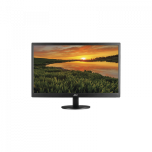 E1670-SWU/WM AOC Monitor LED de 16″, ALIMENTACION por USB CONVEN