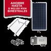 KIT1BDM600POLI EPCOM Kit Solar para Interconexion de 550W