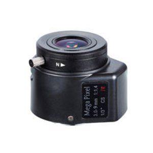 M13VD309IR  Lente Varifocal EVETAR 2 Megapixel 3~9mm Autoiris CS