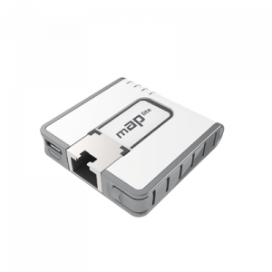 Mini Access Point 1 Puerto Fast Ethernet  Wi-Fi 2.4GHz 802.11b/g