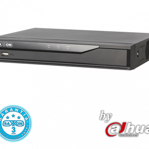 NV08HS8P NVR 8 CANALES IP SAXXON PRO