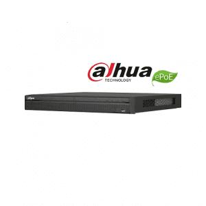 NVR5208P4KS2E DAHUA NVR 8 CANALES IP 4K/ H265+/ RENDIMIENTO 320