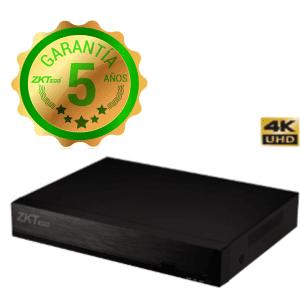 Z8516NFR16P ZK NVR 16 CANALES IP / H265/ 16 PUERTOS POE / RESOLU