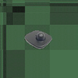 PROTCLB Paquete de 100 Tags Color Negro para Uso Especialmente e