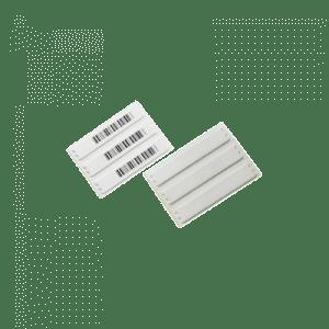 R011 CENTURY Paquete de 100 Etiquetas Adheribles / En plastico