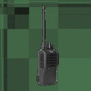 IC-F4003/18 ICOM Radio portatil analogico UHF 400-470MHz 1900mAh