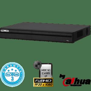 SAX1832S3 DVR 32 CANALES SAXXON PRO HDCVI TRIHIBRIDO 1080P/ 720P