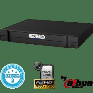 SAX1816H3 DVR 16 CANALES SAXXON PRO TRIHIBRIDO/ HDCVI 1080P
