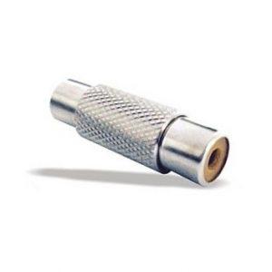 SH1004 EMPRETEL Conector adaptador RCA hembra 10 piezas