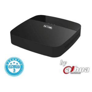 SAX5104XCS2 DVR 4 CANALES SAXXON PRO HDCVI PENTAHIBRIDO 1080P/ 4