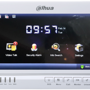 VTH1520A DAHUA VIDEOPORTERO IP LCD DE 7 PULGADAS TOUCH/ RED 100M