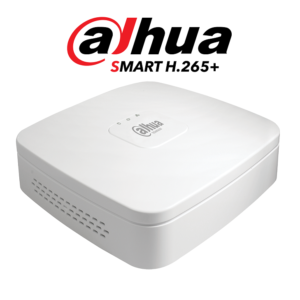 XVR4104CBX1 DAHUA DVR 4 CANALES HDCVI PENTAHIBRIDO 1080P/ H265+/