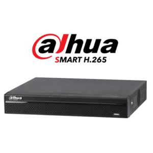 XVR5104HSX DAHUA DVR 4 CANALES HDCVI PENTAHIBRIDO 1080P/ 4MP/ 72