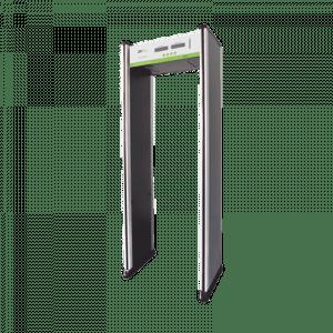 ZKD-1065S ZKTEKO Arco Detector de Metales de 6 Zonas