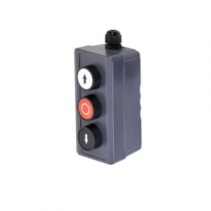 XBS-SW-01 AccessPRO Botonera Triple de uso rudo