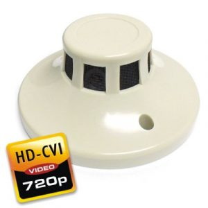 CSH00W3.60 CAMARA HD CON DETECTOR DE HUMO