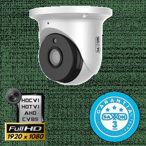 DF2820TM SAXXON PRO CAMARA DOMO HDCVI 1080P/ AHD/ TVI/ CBVS
