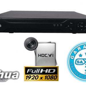 SAX1816H2 DVR 16 CANALES SAXXON PRO TRIHIBRIDO / HDCVI 1080P