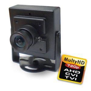 CSM00B3.60 Mini Camara HD 720p  1 Mpx AHD CVI TVI 3.6mm