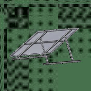 EIMS-250-2 EPCOM Montaje universal 2 Modulos Fotovoltaicos 250W