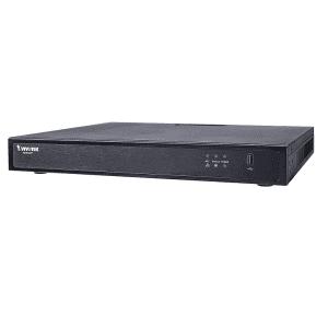 ND9322P VIVOTEK NVR 8 Canales PoE / Auto SETUP / Hasta 2 HDD / S