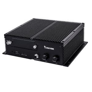 NV9311PRJ45 VIVOTEK NVR Movil 8 canales / H264 & H265 / 1 Bahia