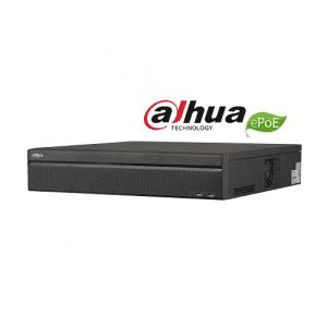 NVR5832P4KS2E DAHUA NVR 32 CANALES IP 4K/ H265+/ RENDIMIENTO 320