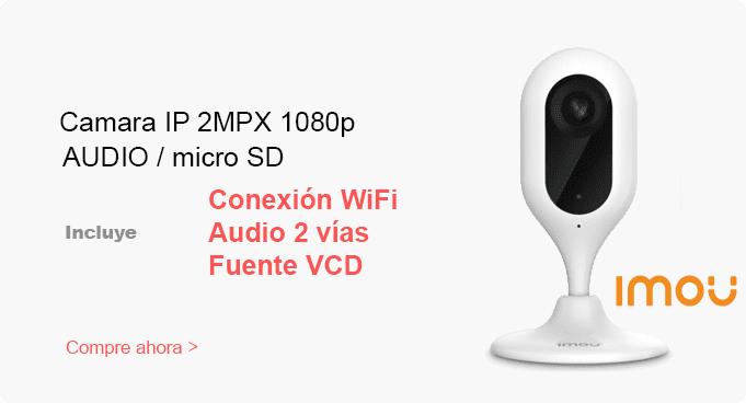 IPC-C12N-IMOU camara IP con audio!