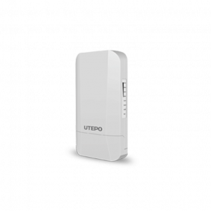 CP2300 UTEPO Equipo para enlace punto a punto / IP65 / Ideal para elevadores / 300 Mbps / 2.4 GHZ / 802.11 B / G / N