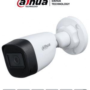 HAC-HFW1200CN-A-0280B-S5 DAHUA Camara Bullet 1080p/ Micrófono Integrado/ Lente de 2.8mm/ 30 Mts de Ir