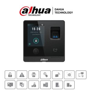 DHI-ASI1212F-D DAHUA Control de Acceso STANDALONE/ Conexión remota P2P SMARTPSS / Uso interior