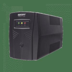 EPU850L EPCOM POWERLINE UPS de 850VA/510W / Topología Línea Interactiva / Entrada y Salida 120 Vca