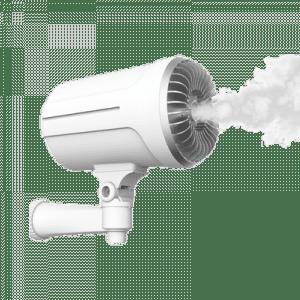 SF-501P SFIRE Generador de Niebla / 1 Disparo / Cubre 150m³ en 10 segundos / Activado por Contacto Seco