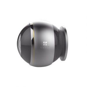 C6P EZVIZ Cámara IP 3MP / Vista Panorámica 360° / Grabación en la nube / Notificación Push