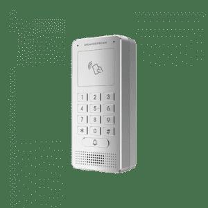 GDS-3705 GRANDSTREAM Audioportero IP (SIP), Antivandálico, apertura por código