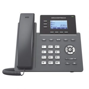 GRP2603P GRANDSTREAM Teléfono IP Grado Operador, 3 líneas SIP con 6 cuentas