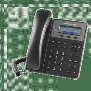 GXP-1615 GRANDSTREAM Teléfono IP SMB de 2 Líneas, 1 cuenta SIP con 3 teclas de función