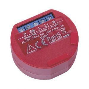 SHELLY1PM ALLTERCO Relevador / Interruptor WIFI CLOUD / Industrial y residencial Inteligente
