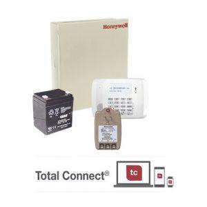 VISTA-48LA-NTB HONEYWELLKit de Panel de Alarma con Gabinete, Batería y Transformador
