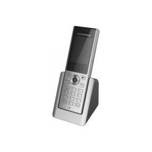 WP-820 GRANDSTREAM Teléfono WiFi portátil empresarial, conectividad a la red VoIP vía WiFi