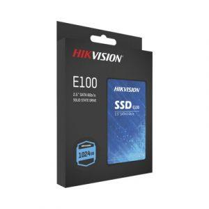 HS-SSD-E100/1024G HIKVISION Unidad de Estado Sólido 1024 GB / 2.5″