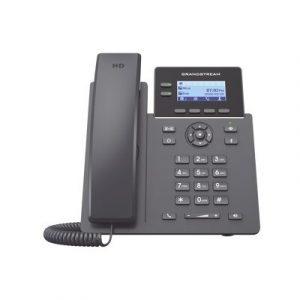 GRP2602 GRANDSTREAM Teléfono IP Grado Operador, 2 líneas SIP con 4 cuentas