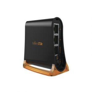 RB931-2ND MIKROTIK (hAP mini) Router 3 puertos 10/100 Mbps, Wi-Fi 2.4 GHz 802.11 b/g/n