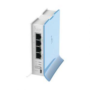 RB941-2ND-TC MIKROTIK (hAP lite TC) 4 Puertos Fast Ethernet, Wi-Fi 2.4 GHz